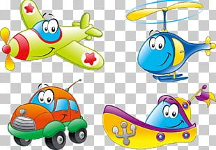 Mode Of Transport Cartoon Helicopter PNG