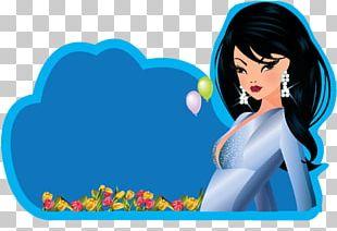 Fashion Beauty Illustration PNG