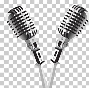 Microphone Drawing Icon PNG