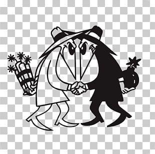 Spy Vs. Spy Mad Comics Magazine Cartoonist PNG