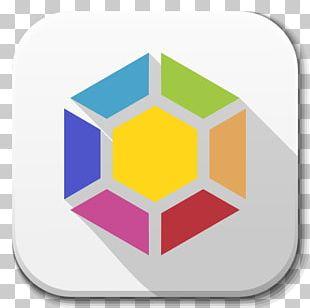 Ball Brand Yellow Pattern PNG