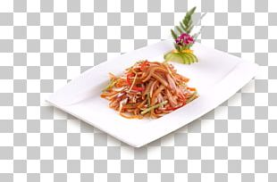 Naengmyeon Lo Mein Liangpi Chili Oil Condiment PNG