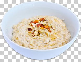 Muesli Porridge Milk Breakfast Oatmeal PNG