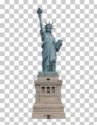 Statue Of Liberty New York Harbor PNG