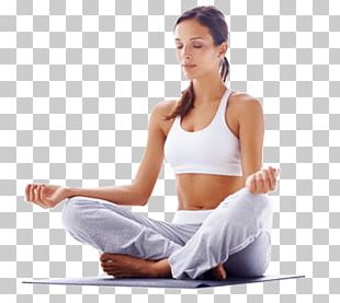 Yoga Sitting PNG