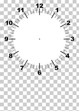 Clock Face Google Docs PNG
