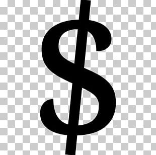 Currency Symbol Dollar Sign Money PNG