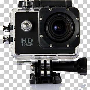 Digital Video Action Camera Video Cameras 1080p 4K Resolution PNG
