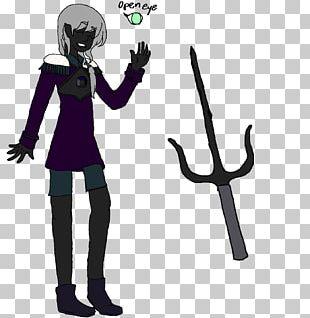 Cartoon Character Pitchfork Fiction PNG