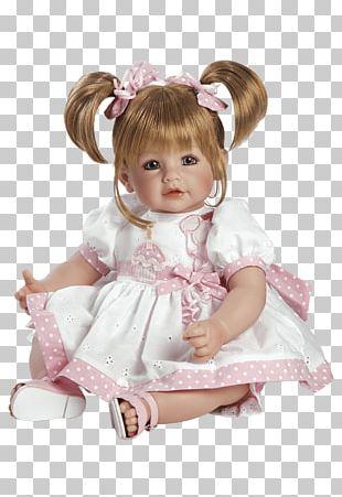 Adora Baby Doll Happy Birthday PNG