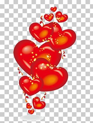 Balloon Heart Computer File PNG