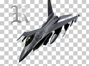 General Dynamics F-16 Fighting Falcon Fighter Aircraft Airplane PNG