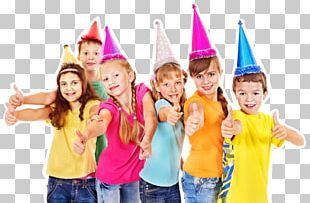 Party Hat Birthday Children's Party PNG