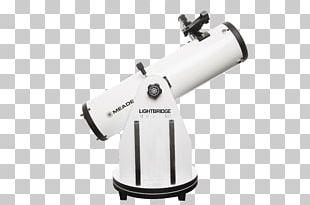Dobsonian Telescope Meade Instruments Reflecting Telescope Mirror PNG