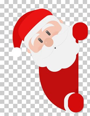 Santa Claus Christmas Ornament New Year Gift PNG
