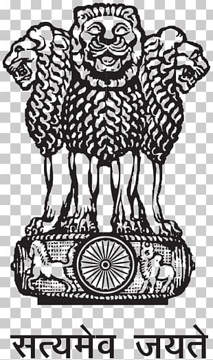 States And Territories Of India Lion Capital Of Ashoka Sarnath Government Of India State Emblem Of India PNG