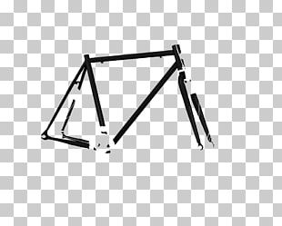 Bicycle Frames Bicycle Wheels Fixed-gear Bicycle Cyfac PNG