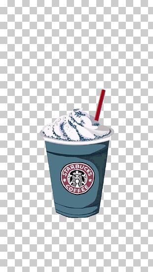 Ice Cream Coffee Starbucks Frappuccino PNG