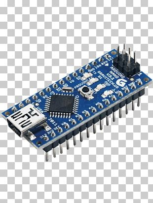Microcontroller Atmel AVR Arduino In-system Programming PNG