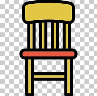 Table Furniture Chair ICO Icon PNG