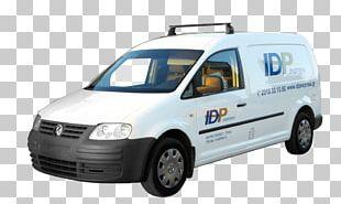 Compact Van Minivan Compact Car Courier PNG