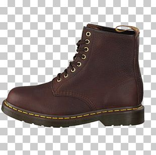 Dress Boot Shoe Dr. Martens Leather PNG