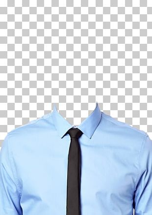 Dress Shirt T-shirt Necktie Suit PNG