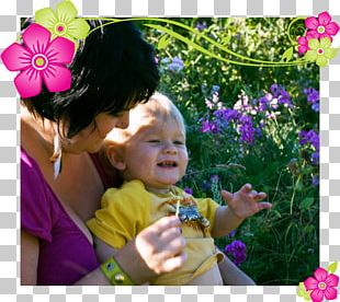 Floral Design Rose Family Toddler PNG