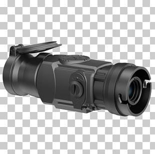 Monocular Night Vision Binoculars Telescopic Sight Thermographic Camera PNG