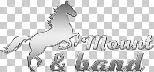 Mustang Dog Pack Animal Logo Horse Tack PNG