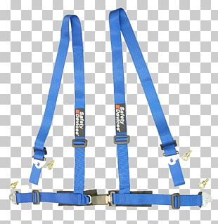 Safety Harness Car Climbing Harnesses Five-point Harness PNG