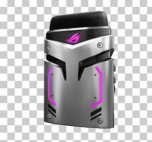 ASUS ROG STRIX MAGNUS USB 3.0 Portable Gaming Condenser Microphone ASUS ROG Strix Magnus Hardware/Electronic Republic Of Gamers PNG