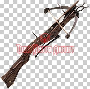 History Of Crossbows 17th Century Weapon Repeating Crossbow PNG