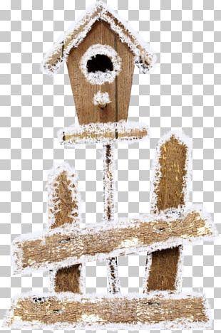Wooden Bird's Nest PNG