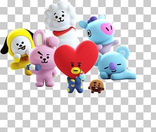 BTS Seoul Line Friends BigHit Entertainment Co. PNG