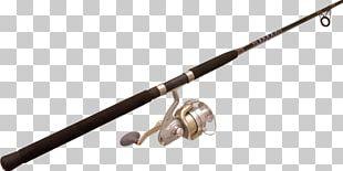 Fishing Rod Fishing Reel Spin Fishing PNG