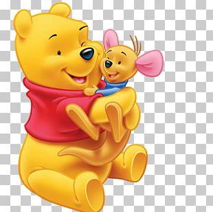 Winnie The Pooh Piglet Eeyore Tigger Animation PNG