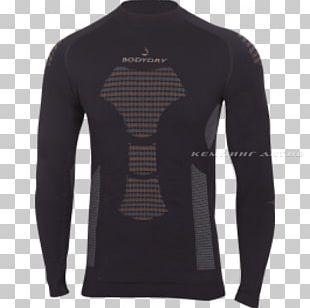 Long-sleeved T-shirt Rash Guard PNG
