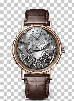Breguet Watchmaker Complication Chronograph PNG
