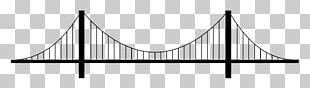 Suspension Bridge Drawing Arch Bridge PNG