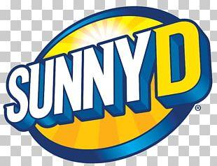 SunnyD Juice Punch Orange Drink PNG