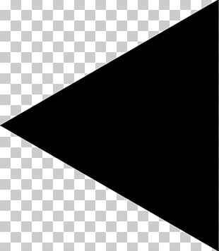White Triangle Pattern PNG