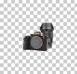 Camera Lens Canon EOS-1D X Single-lens Reflex Camera PNG