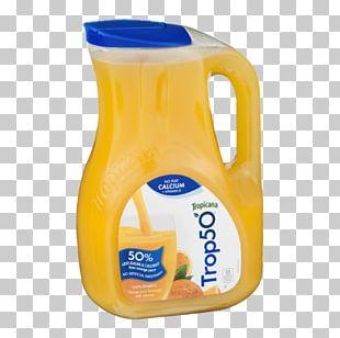 Orange Drink Orange Juice Tropicana Products PNG