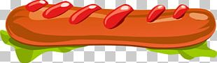 Hot Dog Sausage Fast Food PNG