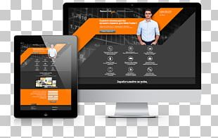 Landing Page Web Page Technical Support PNG