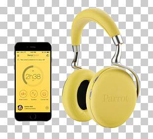 Noise-cancelling Headphones Wireless Parrot Active Noise Control PNG