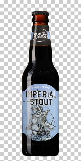 Stout Ale Lager Beer Bottle PNG