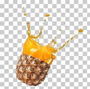 Orange Juice Upside-down Cake Strawberry Juice Apple Juice PNG