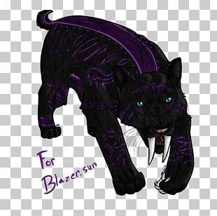 Black Cat Dog Snout Big Cat PNG